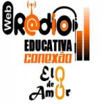 Logo da emissora Web Rádio Educativa Conexão Elo de Amor