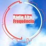 Logo da emissora Rádio Alta Frequência