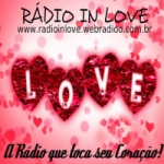 Logo da emissora Rádio In Love