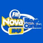 Logo da emissora Rádio Nova Rio de Contas 104.9 FM