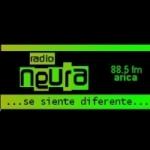 Logo da emissora Radio Neura 88.5 FM