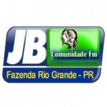 Logo da emissora Rádio JB 98.3 FM