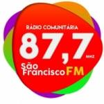 Logo da emissora Rádio São Francisco  87.7 FM