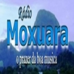 Logo da emissora Rádio Moxuara
