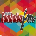 Logo da emissora Web Rádio Sambaíba FM