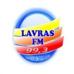 Logo da emissora Rádio Lavras 99.3 FM