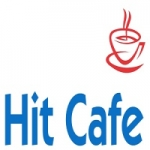 Logo da emissora Hit Cafe