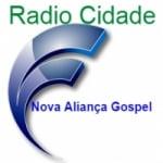 Logo da emissora Rádio Cidade Nova Aliança Gospel