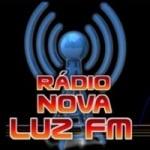 Logo da emissora Rádio Nova Luz FM