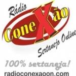 Logo da emissora Rádio Conexão Sertanejo Online