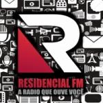 Logo da emissora Residencial FM