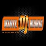 Logo da emissora Vinil DJ Mania