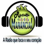 Logo da emissora Rádio Manancial