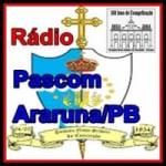 Logo da emissora Rádio Pascom de Araruna