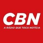 Logo da emissora Rádio CBN Macapá 93.3 FM