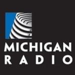 Logo da emissora WUOM 91.7 FM Michigan Radio