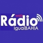 Logo da emissora Web Rádio Iguaí Bahia