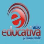 Logo da emissora Rádio Educativa Peabiru