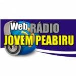 Logo da emissora Rádio Jovem Peabiru