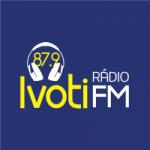 Logo da emissora Rádio Ivoti 87.9 FM