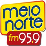 Logo da emissora Rádio Meio Norte 95.9 FM