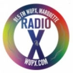 Logo da emissora WUPX 91.5 FM