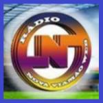Logo da emissora Rádio Nova Viamão Web de Viamão RGS