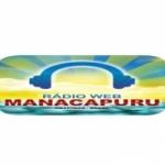 Logo da emissora Rádio Web Manacapuru