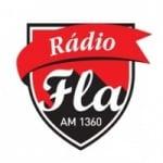 Logo da emissora Rádio Fla