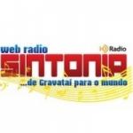 Logo da emissora Web Rádio Sintonia Gravataí