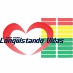 Logo da emissora Rádio Conquistando Vidas