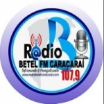 Logo da emissora Rádio Betel Caracaraí 107.9 FM