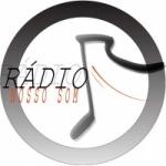 Logo da emissora Rádio Nosso Som
