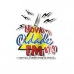 Logo da emissora Rádio Nova Cidade 87.9 FM