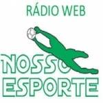 Logo da emissora Rádio Nosso Esporte