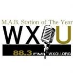 Logo da emissora WXOU 88.3 FM