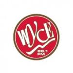 Logo da emissora WYCE 88.1 FM