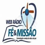 Logo da emissora Rádio Fé e Missão