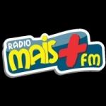 Logo da emissora Rede Mais FM