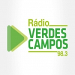 Logo da emissora Rádio Verdes Campos 98.3 FM