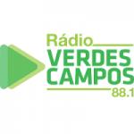 Logo da emissora Rádio Verdes Campos 88.1 FM