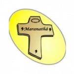 Logo da emissora Maranathá FM