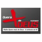 Logo da emissora Mais de Deus Web Rádio