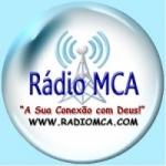 Logo da emissora Rádio MCA