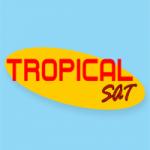 Logo da emissora Tropical Sat