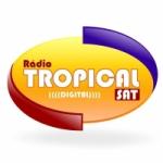 Logo da emissora Rádio Tropical Sat