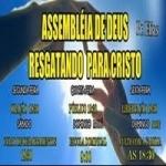 Logo da emissora Web Rádio Ad Resgatando para Cristo