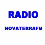 Logo da emissora Rádio Nova Terra FM