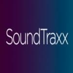 Logo da emissora Rádio Soundtraxx