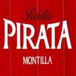 Logo da emissora Rádio Pirata Montilla